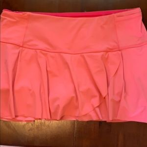 Lululemon Tennis Swing Skirt